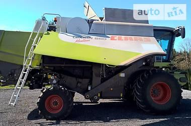 Claas Lexion 550 Montana 4WD 2008