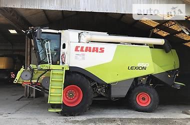 Claas Lexion 650 2011