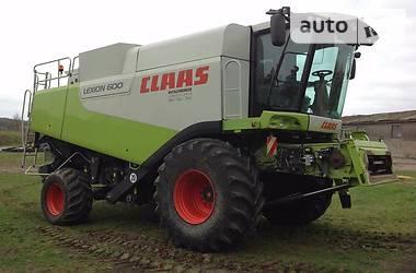 Claas Lexion 600 2008