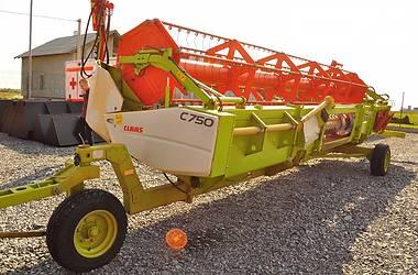 Claas Lexion C750 2012