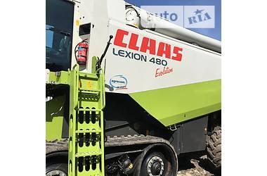 Claas Lexion  2003