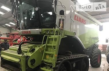 Claas Lexion 760TT 2012