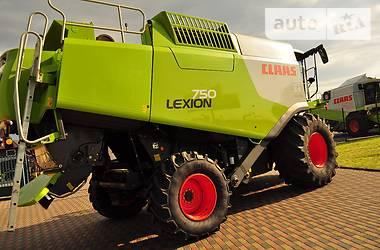 Claas Lexion 750 2011