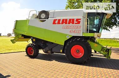 Claas Lexion 440 2002