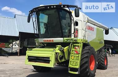 Claas Lexion 760 2012