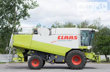 Claas Lexion 480 Evolution 2002