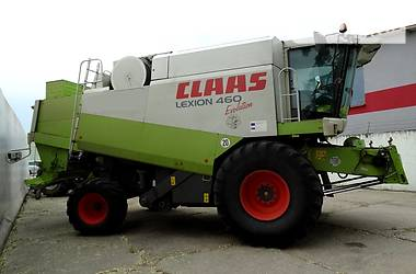Claas Lexion 460 Evolution  2002