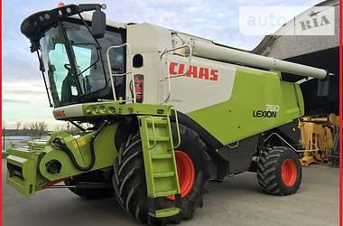 Claas Lexion 760  2011