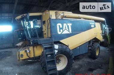 Claas Lexion 460 cat 2002
