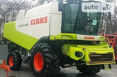 Claas Lexion 580 2006