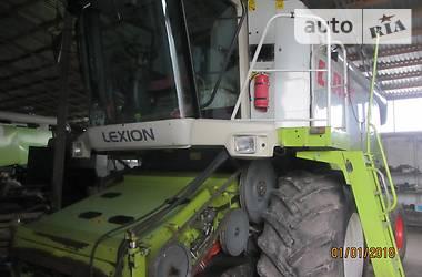 Claas Lexion 480 2002
