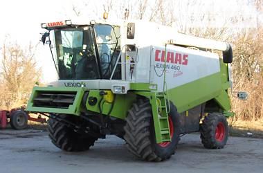 Claas Lexion 460 Evolution  2002