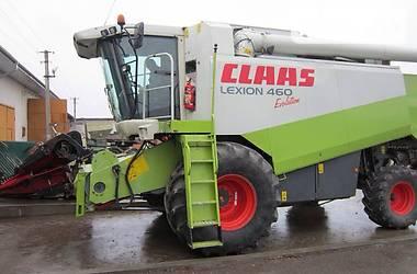 Claas Lexion 460 Е 2002