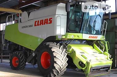 Claas Lexion 580 2005