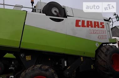 Claas Lexion 480 1998