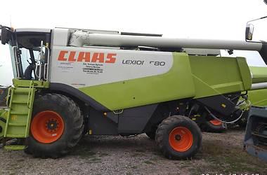 Claas Lexion 580 2010