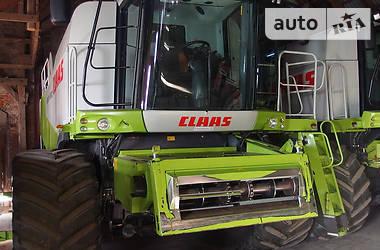 Claas Lexion 580 2004