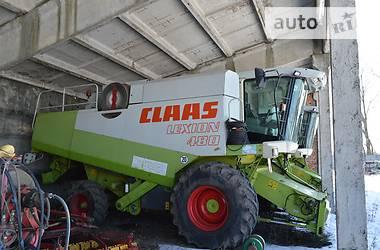 Claas Lexion 480. Geringhoff 1997