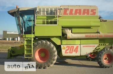Claas Mega 204 1997