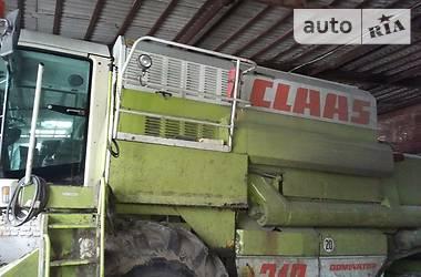 Claas Mega  1996