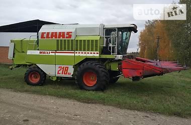 Claas Mega 218 1997