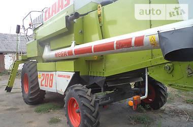 Claas Mega 208 2001