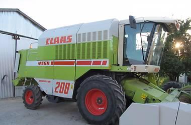 Claas Mega 208 2002