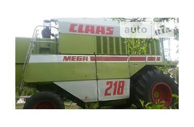 Claas Mega  1993