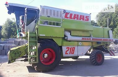 Claas Mega 218 1995