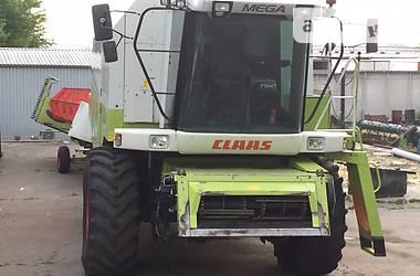 Claas Mega Mega 370 2010