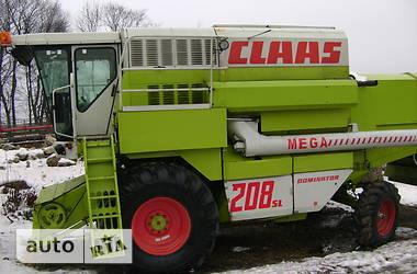 Claas Mega  1995