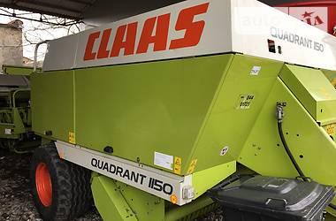 Claas Quadrant 1150 2008