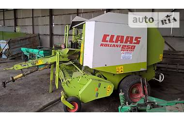 Claas Roland RotoCut 2001