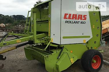 Claas Rollant 160 2005