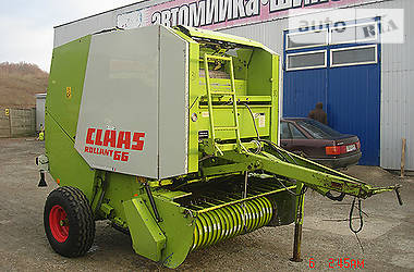 Claas Rollant 66 1995