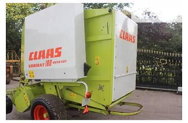 Claas Variant  2007