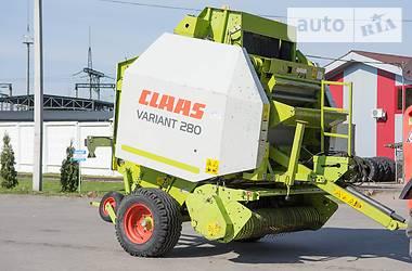 Claas Variant  2003