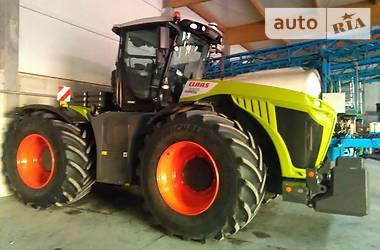 Claas Xerion 5000 2016