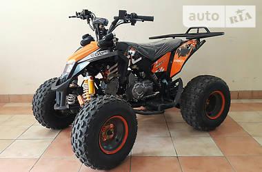 Comman ATV Raptor 125 2016