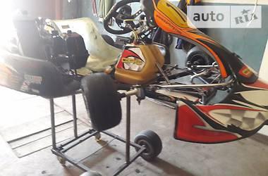 CRG California ROTAX 125 MAX 2012