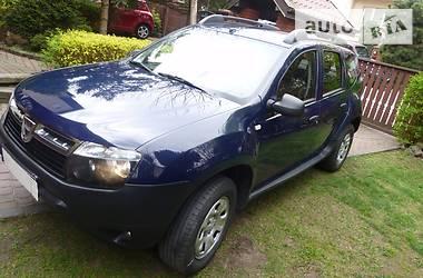 Dacia Duster 1.6i газ 4x4 2013