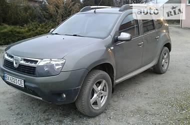 Dacia Duster 4х4 2012