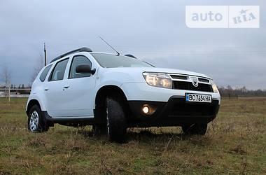 Dacia Duster 4WD 2012