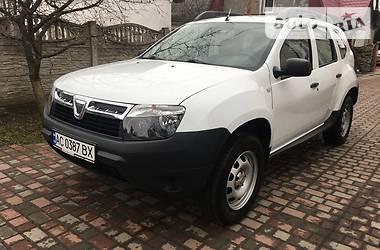 Dacia Duster 4x4 2012