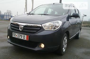 Dacia Lodgy 1.5DCI  2013
