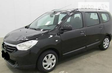 Dacia Lodgy  1.5D 2015
