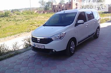 Dacia Lodgy  2013