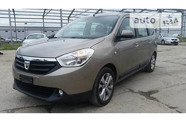Dacia Lodgy 1.6 Laurate 2012