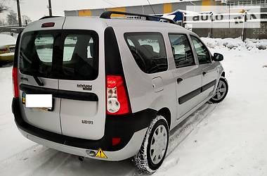 Dacia Logan MCV 1.6 IDEAL 2008
