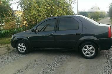 Dacia Logan 1.6  2007